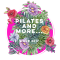logo pilates and more